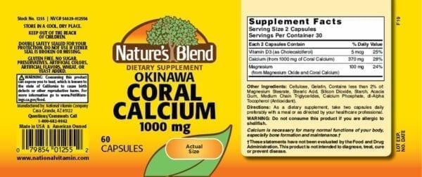 okinawa coral calcium