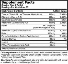 Vitamin Balance B-100