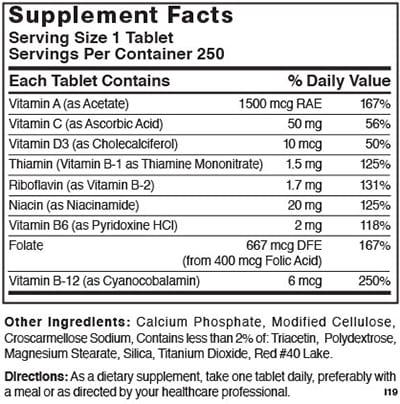 vitamin 156