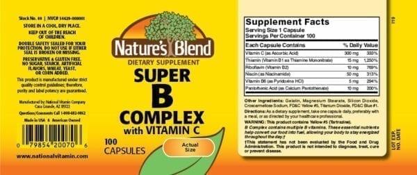 super b complex