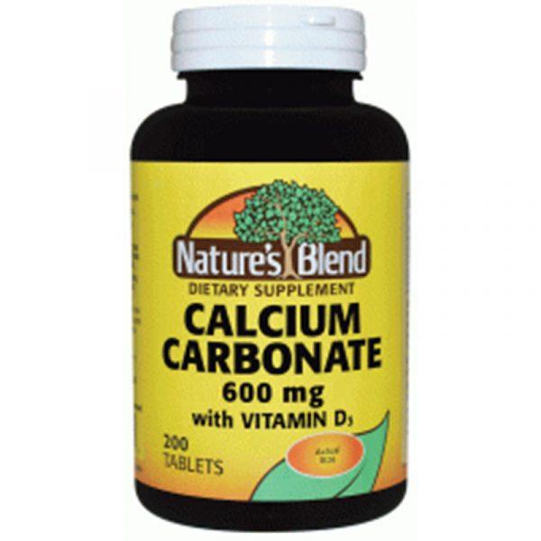 Calcium Carbonate 600 mg