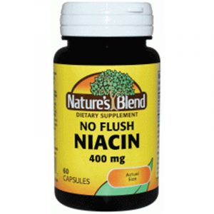Niacin 400 mg No Flush