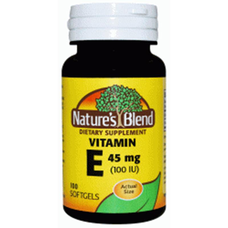 Vitamin E 45 mg