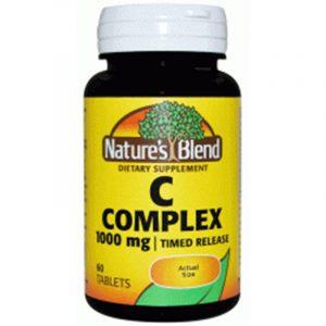 Vitamin C Complex 1000 mg