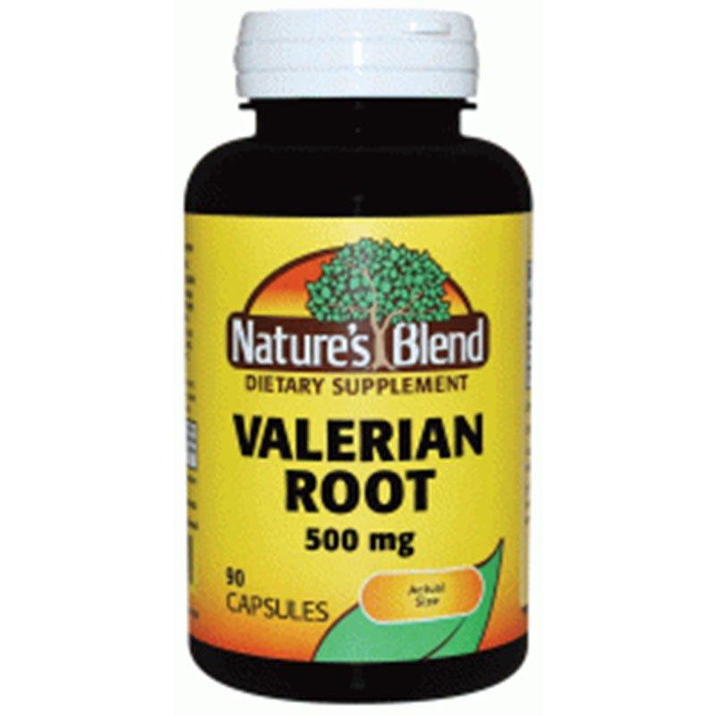 Valerian Root 50 mg