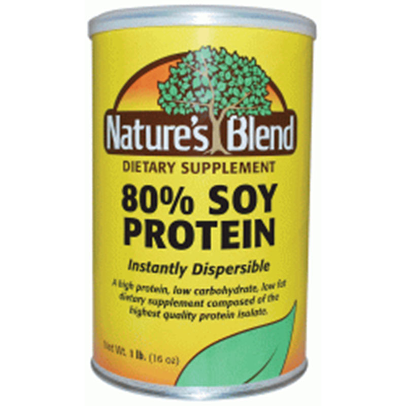 Protein Powder 80% Soy Isolate