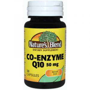 Co-Enzyme Q10 50 mg