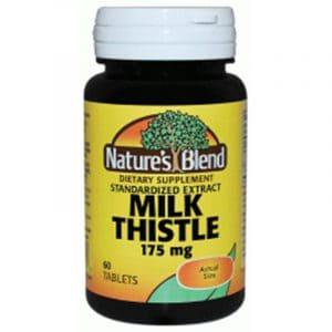 Milk Thistle Extract 175 mg