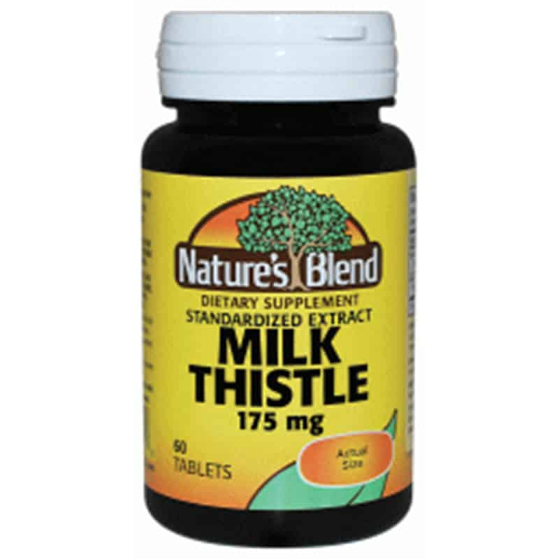 Milk Thistle Extract 175 mg