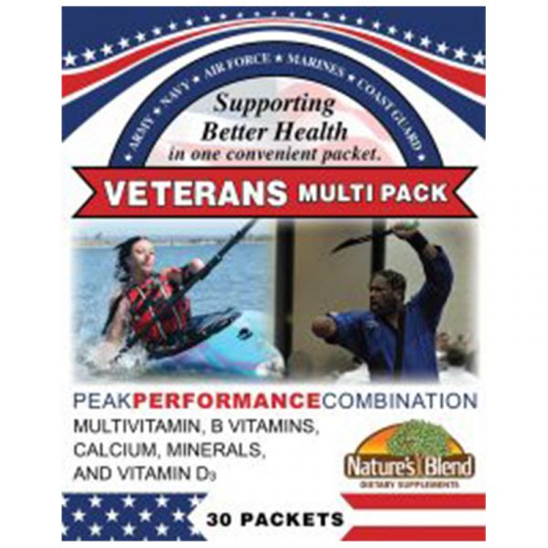 Veterans Multi Pack