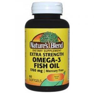 Omega-3 Fish Oil 1760 mg