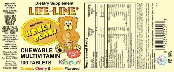 chewable multivitamin