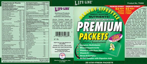 premium packets