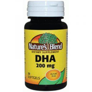 DHA 200 mg
