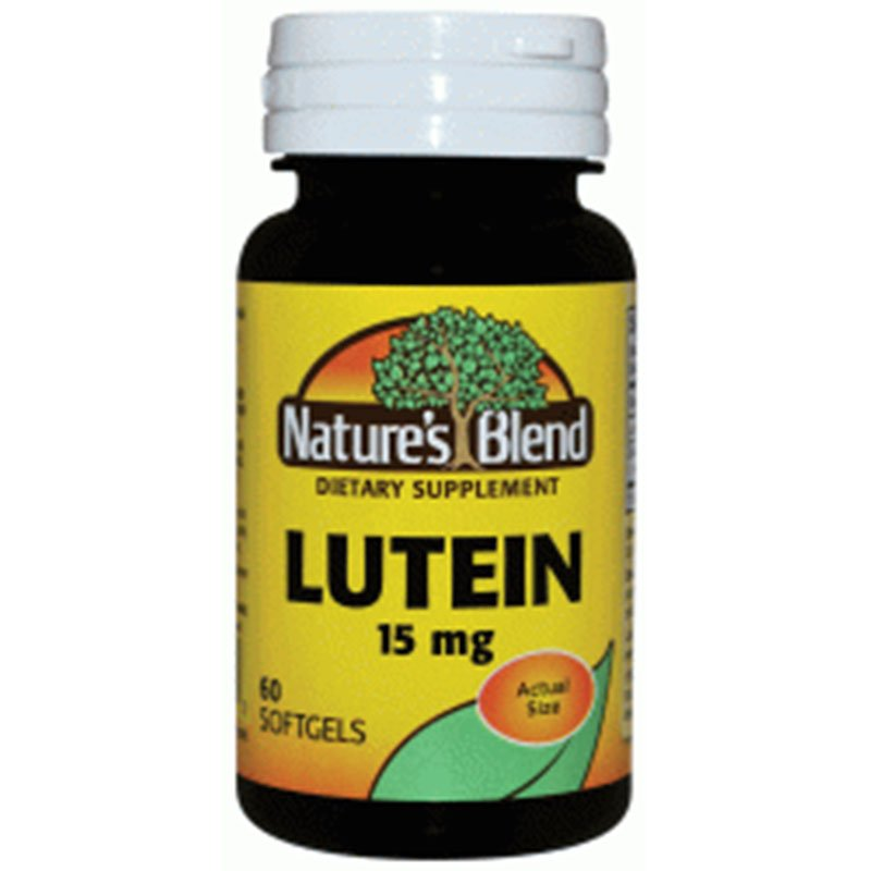 Lutein 15 mg