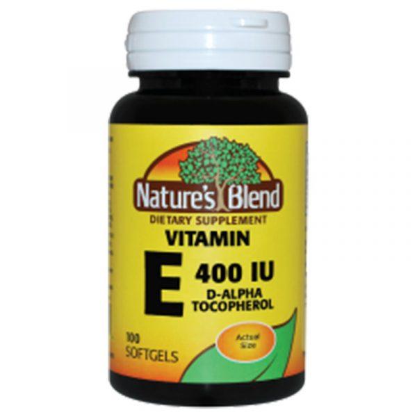 Vitamin E d-Alpha 286 mg