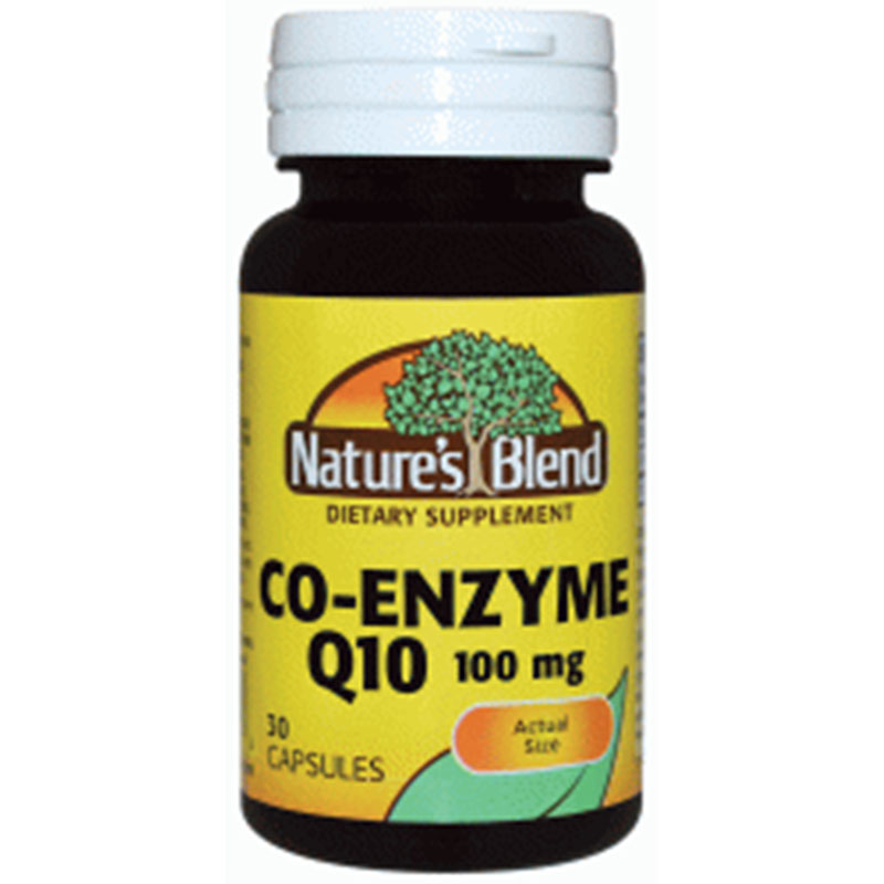 Co-Enzyme Q10 100 mg