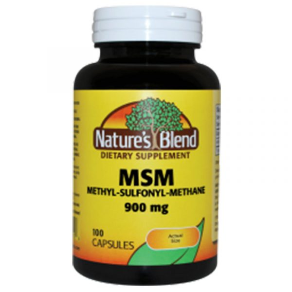 MSM 900 mg