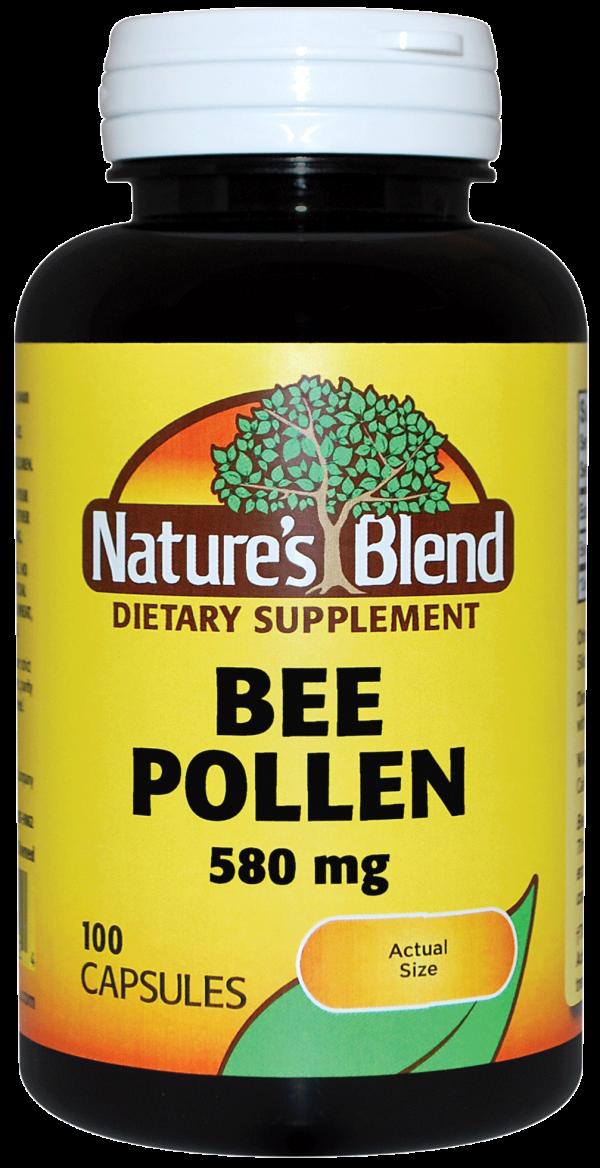 bee pollen 580 mg