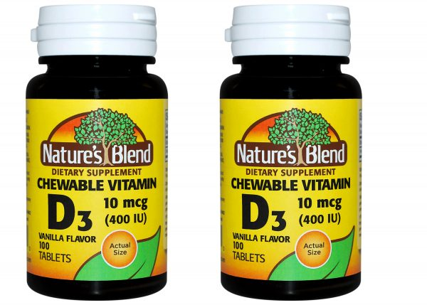 chewable vitamin d3