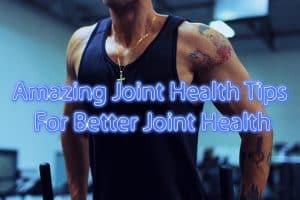 Better Joint Health